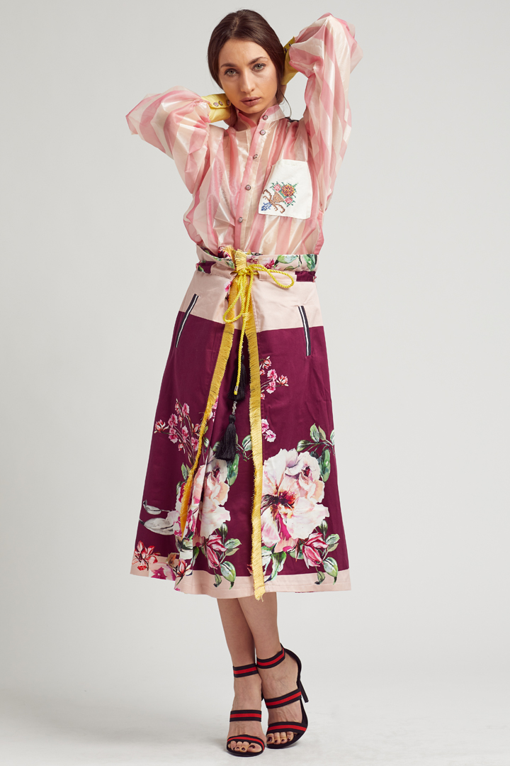 soft touch of nature skirt